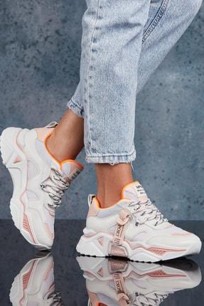 Dark Seer Kadın Pudra Sneaker 0
