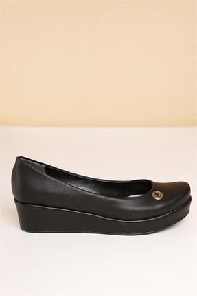 Pierre Cardin Pc-50086 Siyah Kadın Ayakkabı 2