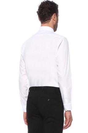 Network Erkek Beyaz Non Iron Beyaz Gömlek 1075271 2