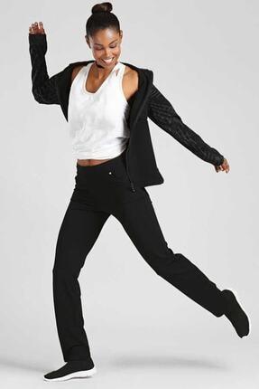 Tommy Life Kadın Siyah Pantolon Eşofman Alt 0