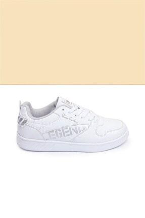 Pierre Cardin PC-30487 Beyaz Kadın Spor Ayakkabı 2