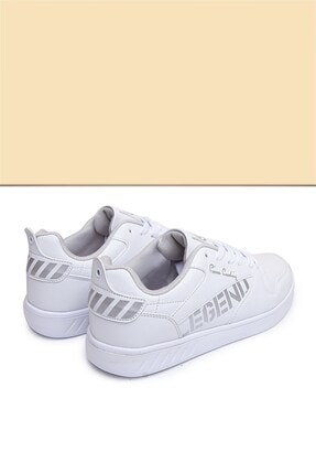 Pierre Cardin PC-30487 Beyaz Kadın Spor Ayakkabı 3
