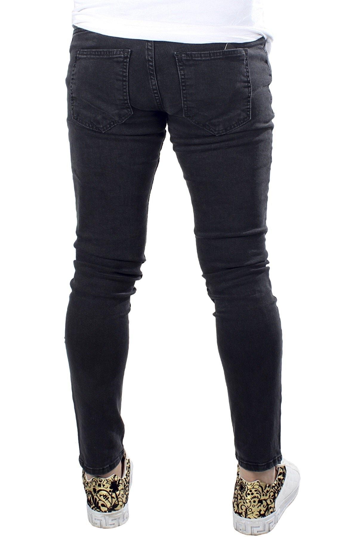 Terapi Men Erkek Kot Pantolon 9K-2100341-007 Füme 3