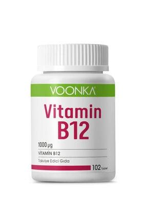 Voonka Vitamin B12 102 Tablet 0