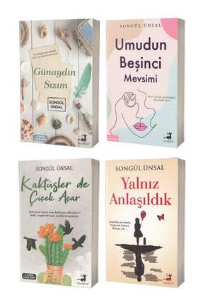 Olimpos Yayınları Songül Ünsal Seti - 4 Kitap 0
