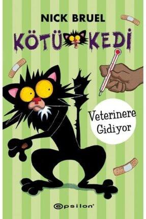 Epsilon Yayınları Kötü Kedi Veterinere Gidiyor Ciltli 0