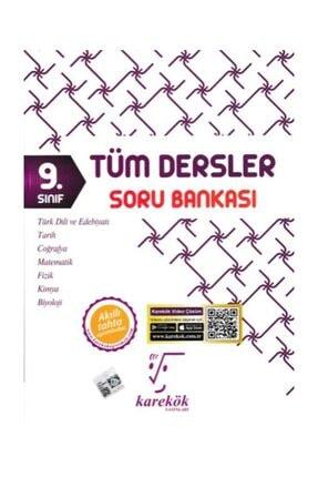 Karekök Yayınları 9.sınıf Tüm Dersler Soru Bankası 0