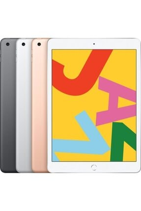 "Apple iPad 7. Nesil 32 GB 10.2"" Wifi+Cellular Tablet MW6D2TU/A 3"