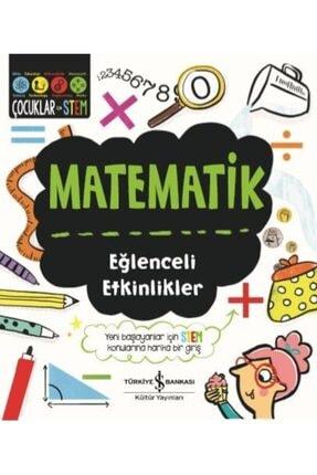 İş Bankası Kültür Yayınları Matematik / Eğlenceli Etkinlikler 0