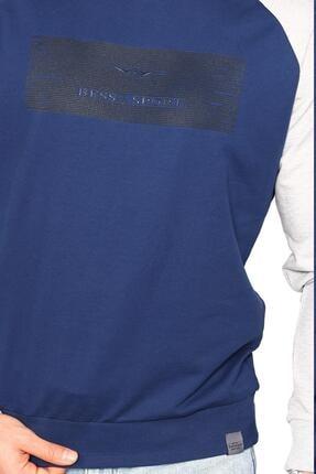 BESSA Sweatshirt 2 Iplik Reglan Kol Modeli Enjeksiyon Baskı 3