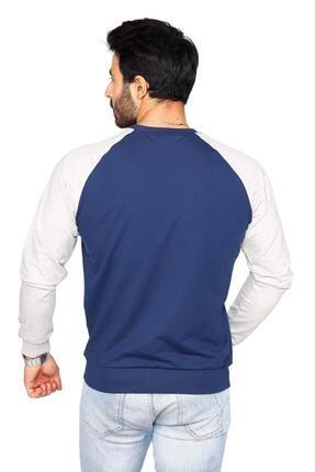 BESSA Sweatshirt 2 Iplik Reglan Kol Modeli Enjeksiyon Baskı 4