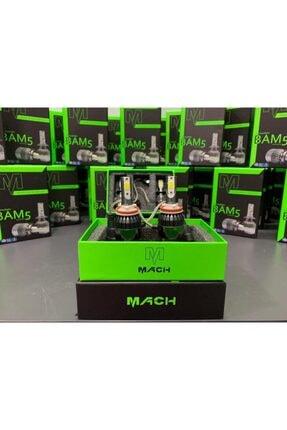 Mach Bam-5 Şimşek Etkili Profesyonel Led Xenon (6400lm) H7 4
