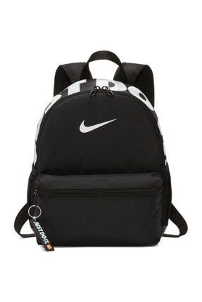 Nike Unisex Siyah Brasılıa Jdı Mını Backpack Sırt Çantası Ba5559-013 0