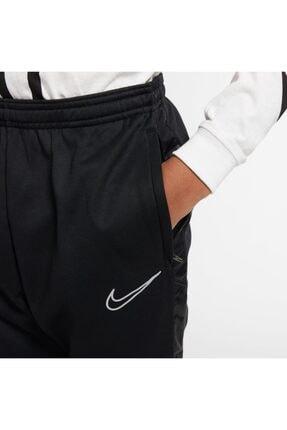 Nike Erkek Çocuk Siyah B Thrma Acd Pant Kpz Termal Eşofman Altı Bq7468-010 4
