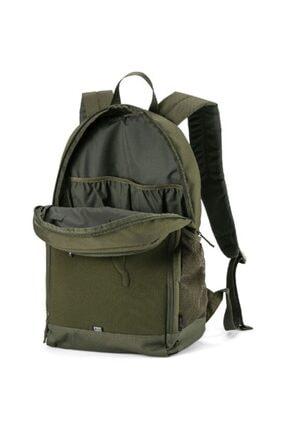 Puma Unisex Haki Buzz Backpack Sırt Çantası 07385136 47x34x17cm 1