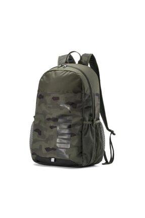 Puma Unisex Haki Style Backpack Sırt Çantası 07670303 47x33x16cm 0
