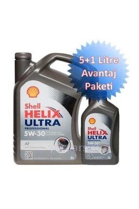 Shell Helix Ultra Pro. Af 5w30 5+1 L Avantaj Paketi 0
