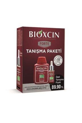 Bioxcin Forte Tanışma Paketi - Şampuan 300 Ml + Serum 30 Ml 0