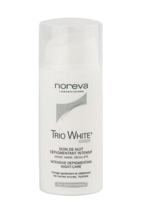 Noreva Trio White Intensive Depigmenting Night Care 30 Ml 0