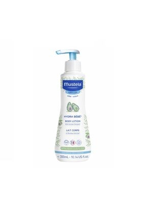 Mustela Hydrabebe Body Lotion 300 Ml 0