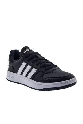 adidas Erkek Siyah Hoops 2.0 Spor Ayakkabı b44699 2