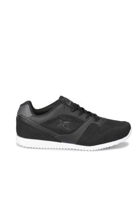 Kinetix Erkek Siyah Günlük Spor Ayakkabı 1