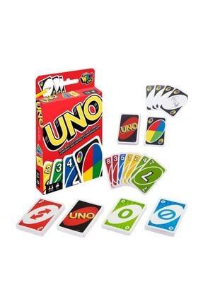 Esmay V2 Kaliteli Uno Oyun Kartları Uno Kart Oyunu El Değiştirme Kart 1