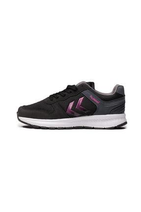HUMMEL Porter Siyah Kadın Sneaker Ayakkabı 100352369 0