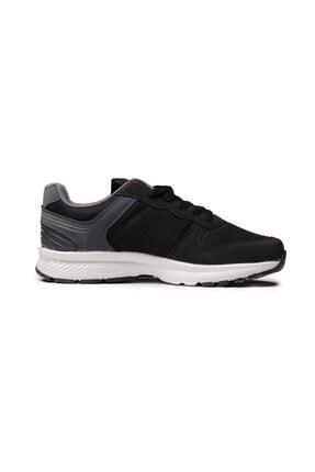 HUMMEL Porter Siyah Kadın Sneaker Ayakkabı 100352369 2