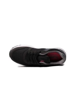 HUMMEL Porter Siyah Kadın Sneaker Ayakkabı 100352369 3