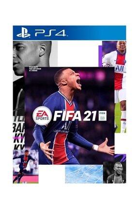 Electronic Arts Fifa 2021 - İngilizce Menü PS4 Oyun 0