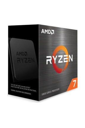 Amd Ryzen 7 5800X 3.8GHz 36MB Cache Soket AM4 İşlemci 0