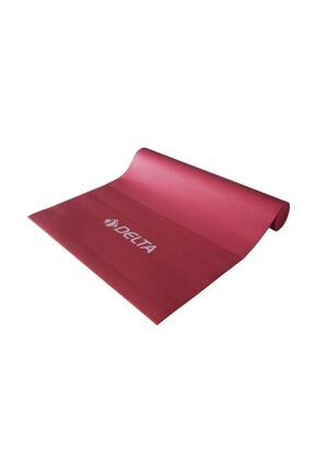 Delta Deluxe Pvc Pilates Egzersiz Minderi Yoga Mat Kamp Matı 0