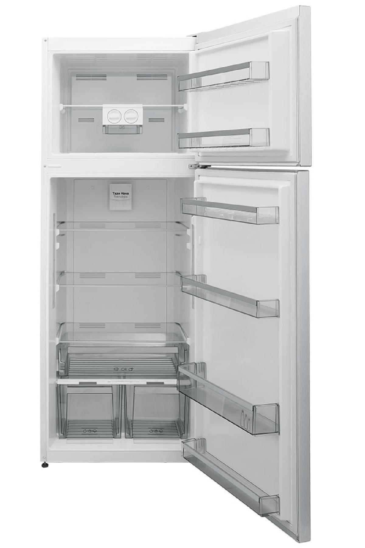 VESTEL NF4801 A++ 480 Lt No-Frost Buzdolabı 1