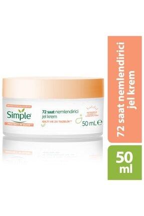 Simple Protect & Glow 72 Saat Nemlendirici Jel Krem 50 ml 1