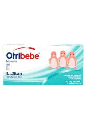 Otribebe Monodoz Steril (deniz Suyu) 20 Flakon Bebek Bakım Seti 0