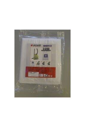 Arçelik S 6260 Beko Bks 1330 Uyumlu Süpürge Toz Torbası 0