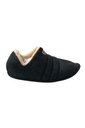 CEX Siyah Erkek Ev Ayakkabısı Panduf 1