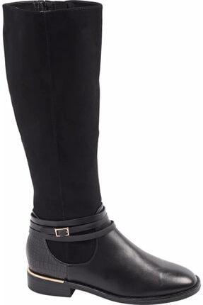 Graceland Kadın Siyah Çizme 0