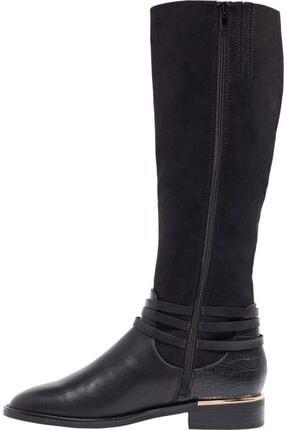 Graceland Kadın Siyah Çizme 2