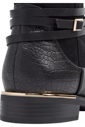 Graceland Kadın Siyah Çizme 4