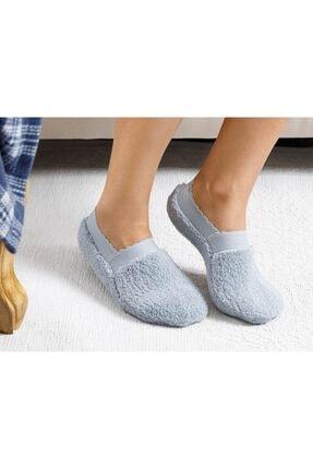 English Home New Soft Kadın Çorap Gri 0