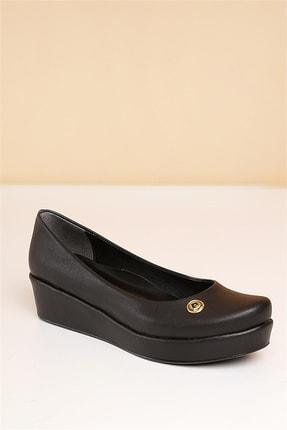 Pierre Cardin Pc-50086 Siyah Kadın Ayakkabı 1