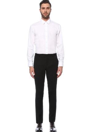 Network Erkek Beyaz Non Iron Beyaz Gömlek 1075271 1
