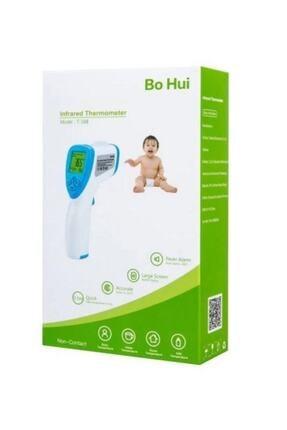 Bo Hui Infrared Dijital Alından Temassız Ateş Ölçer Termometre 2