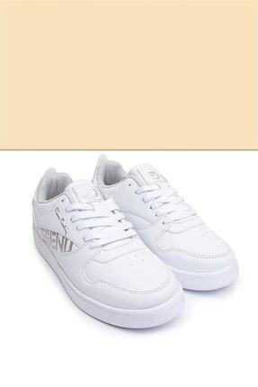 Pierre Cardin PC-30487 Beyaz Kadın Spor Ayakkabı 0