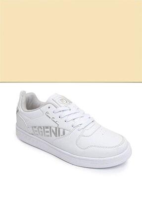 Pierre Cardin PC-30487 Beyaz Kadın Spor Ayakkabı 1