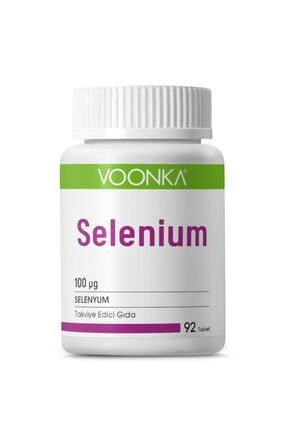 Voonka Selenium 100 mg 92 Kapsül 0