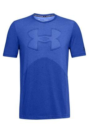 Under Armour Erkek Spor T-Shirt - Ua Seamless Logo Ss - 1356798-401 0