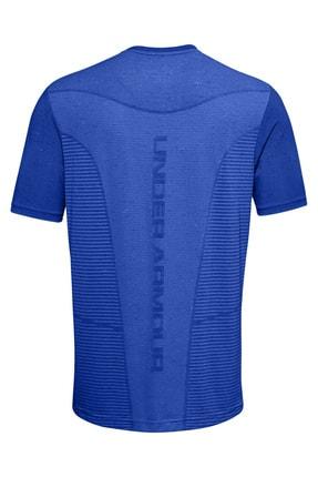 Under Armour Erkek Spor T-Shirt - Ua Seamless Logo Ss - 1356798-401 1